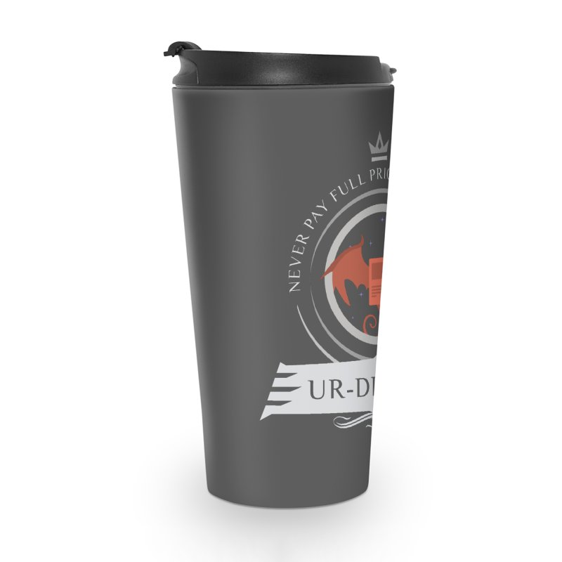 Commander Ur-Dragon Accessories Travel Mug by Epic Upgrades