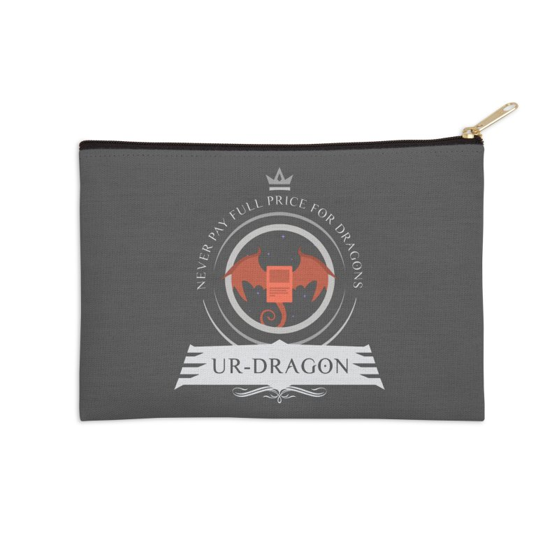 Commander Ur-Dragon Accessories Zip Pouch by Epic Upgrades