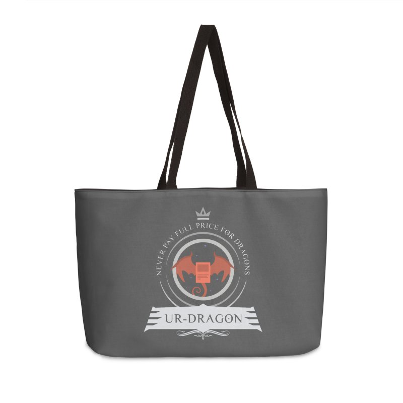 Commander Ur-Dragon Accessories Weekender Bag Bag by Epic Upgrades