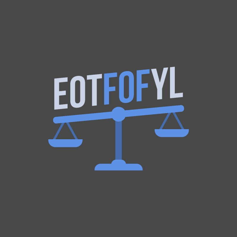 EOTFOFYL - Fact or Fiction Men's T-Shirt by Epic Upgrades