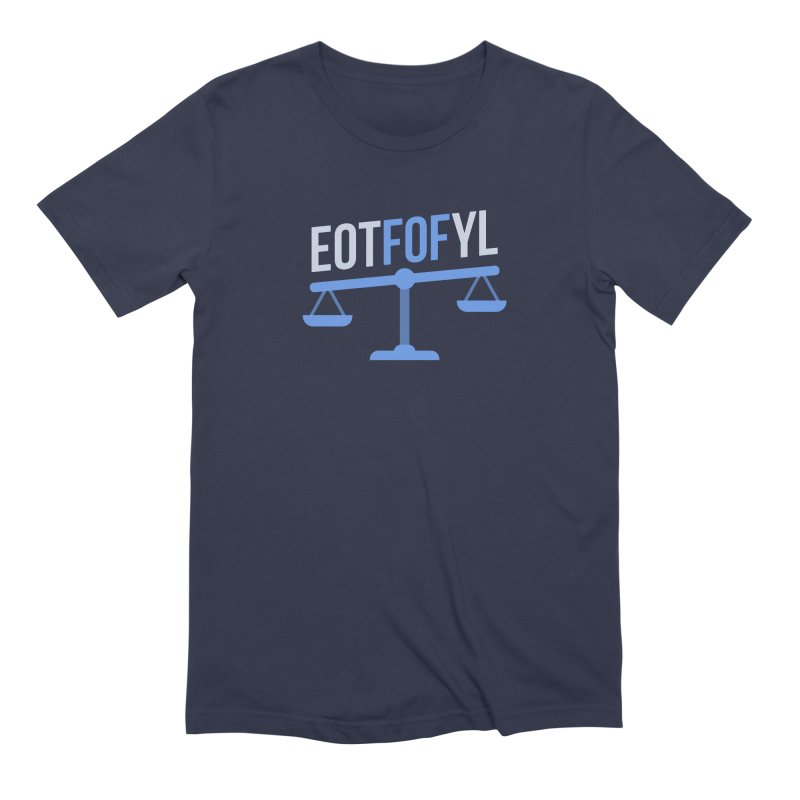 EOTFOFYL - Fact or Fiction Men's Extra Soft T-Shirt by Epic Upgrades