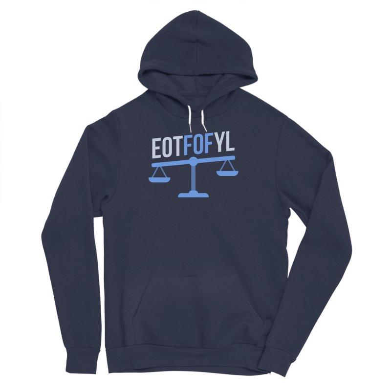 EOTFOFYL - Fact or Fiction Women's Sponge Fleece Pullover Hoody by Epic Upgrades