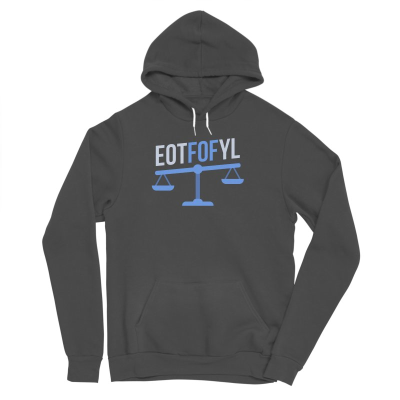 EOTFOFYL - Fact or Fiction Women's Sponge Fleece Pullover Hoody by Epic Upgrades