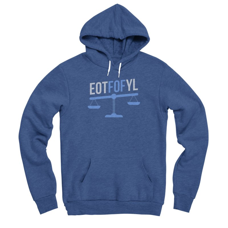 EOTFOFYL - Fact or Fiction Men's Sponge Fleece Pullover Hoody by Epic Upgrades