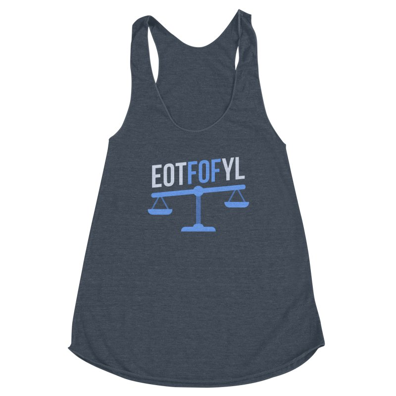 EOTFOFYL - Fact or Fiction Women's Tank by Epic Upgrades