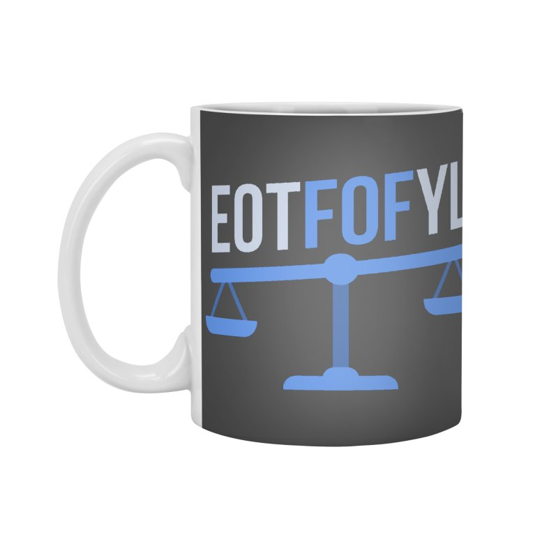 EOTFOFYL - Fact or Fiction Accessories Standard Mug by Epic Upgrades