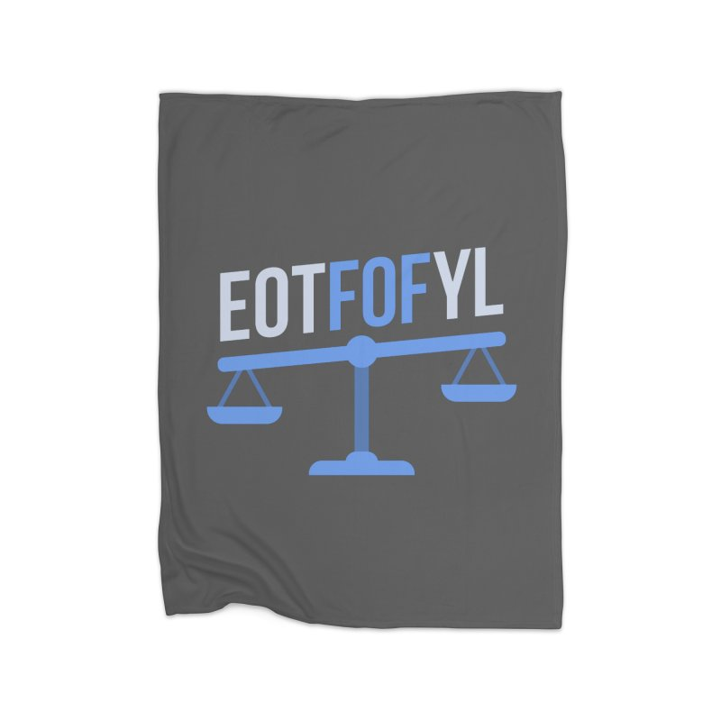 EOTFOFYL - Fact or Fiction Home Fleece Blanket Blanket by Epic Upgrades