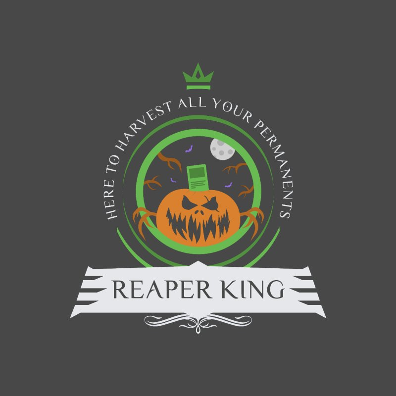 Commander Reaper King Accessories Bag by Epic Upgrades