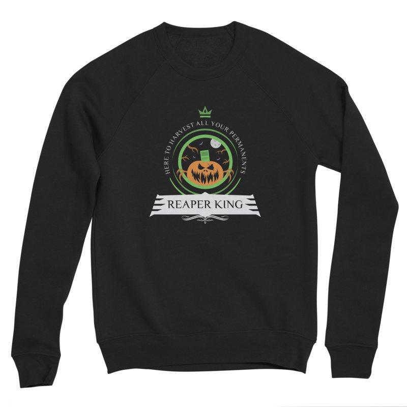 Commander Reaper King Men's Sponge Fleece Sweatshirt by Epic Upgrades