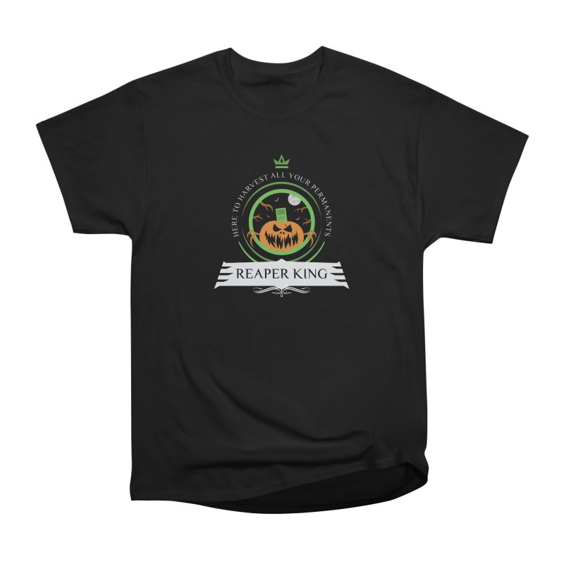 Commander Reaper King Men's T-Shirt by Epic Upgrades
