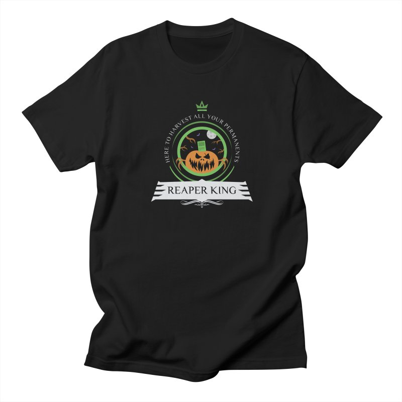 Commander Reaper King Women's Regular Unisex T-Shirt by Epic Upgrades