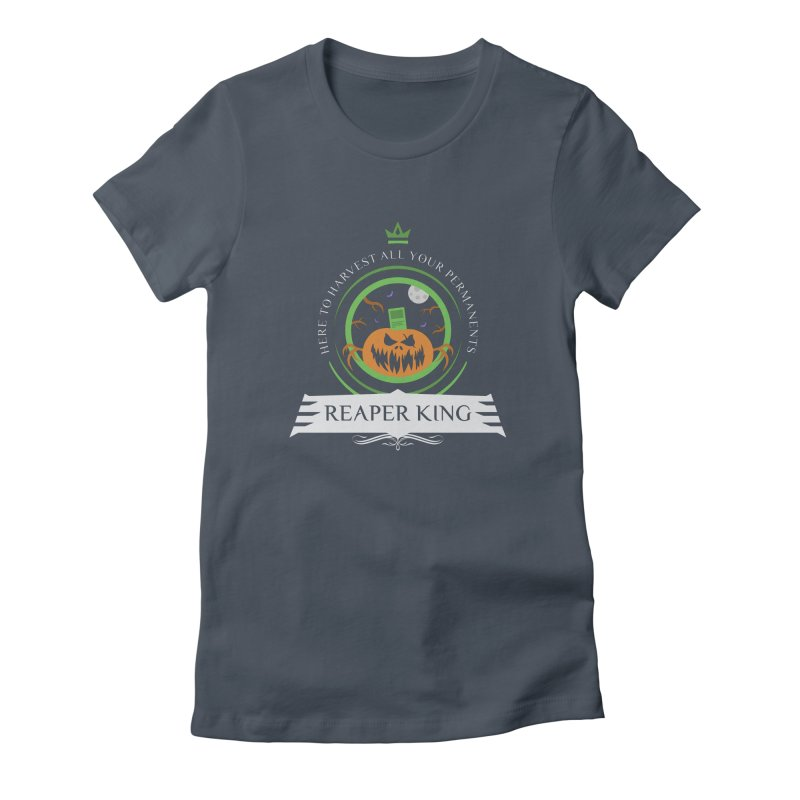 Commander Reaper King Women's T-Shirt by Epic Upgrades