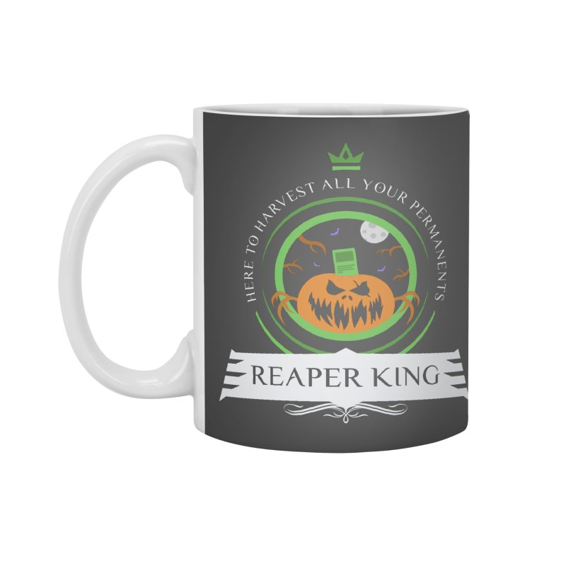 Commander Reaper King Accessories Standard Mug by Epic Upgrades
