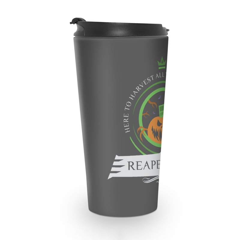 Commander Reaper King Accessories Travel Mug by Epic Upgrades