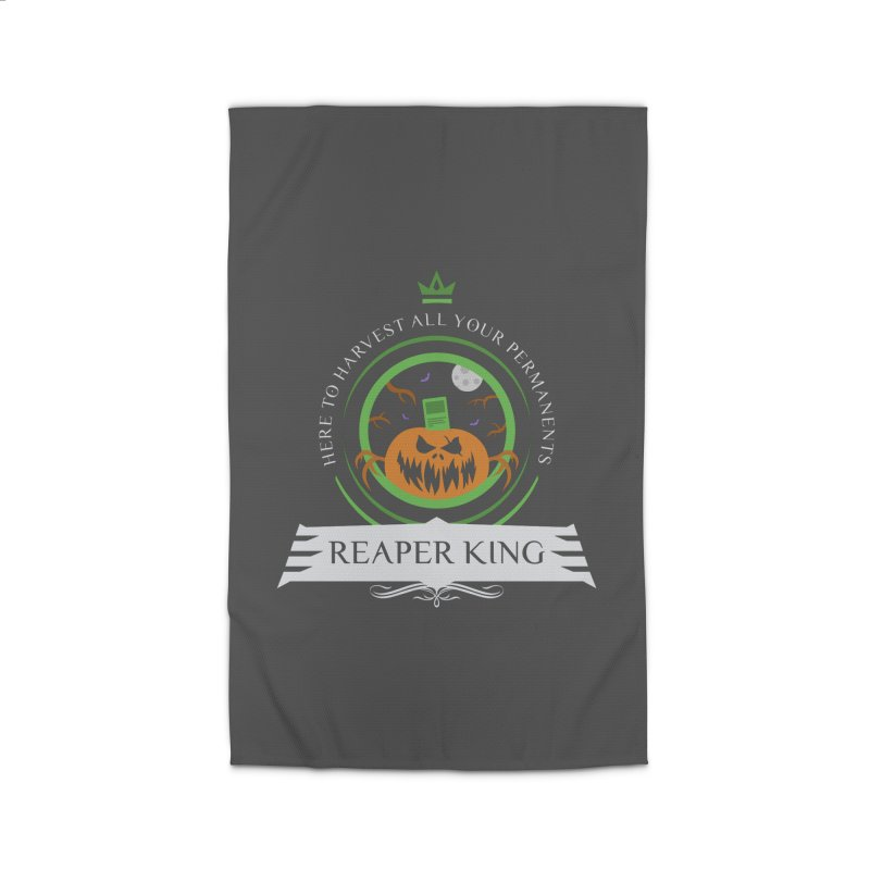 Commander Reaper King Home Rug by Epic Upgrades