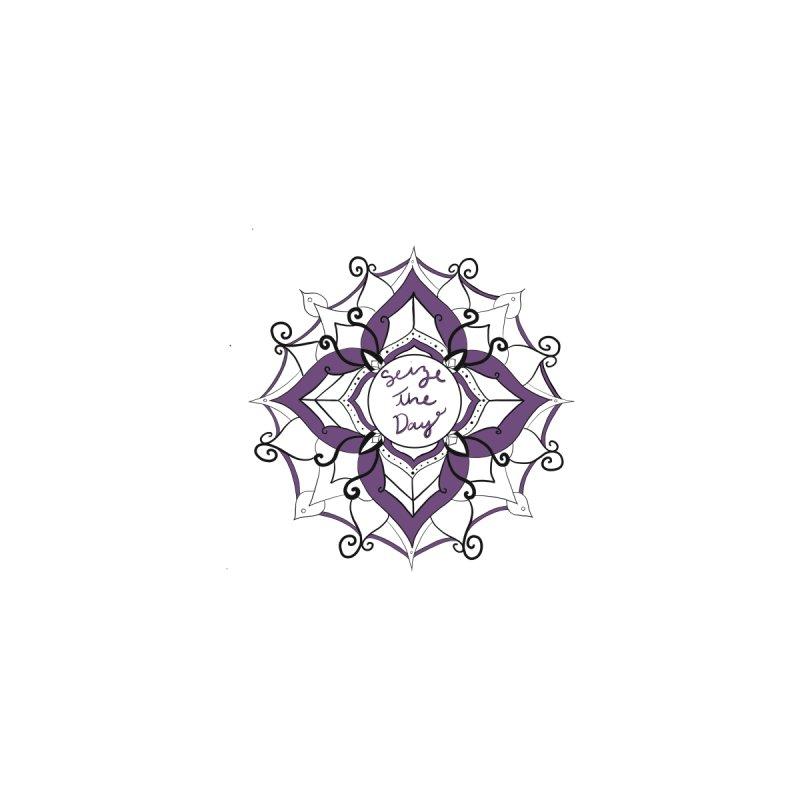 Seize your zen Women's Scoop Neck by Epileptic Explorer