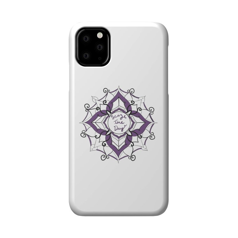 Seize your zen Accessories Phone Case by Epileptic Explorer