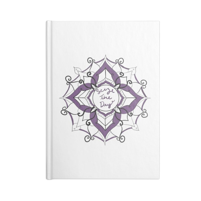Seize your zen Accessories Notebook by Epileptic Explorer