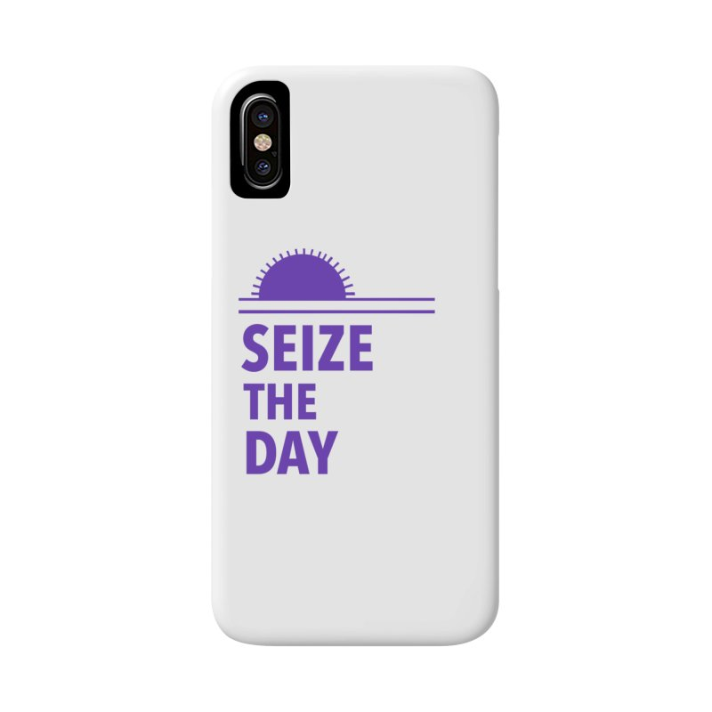 Seize The Sun Accessories Phone Case by Epileptic Explorer