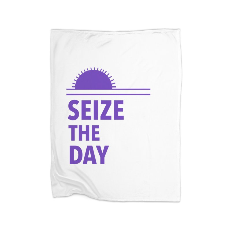 Seize The Sun Home Blanket by Epileptic Explorer
