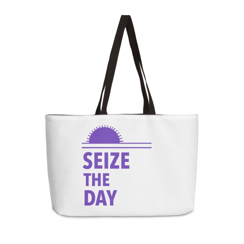 Seize The Sun Accessories Bag by Epileptic Explorer