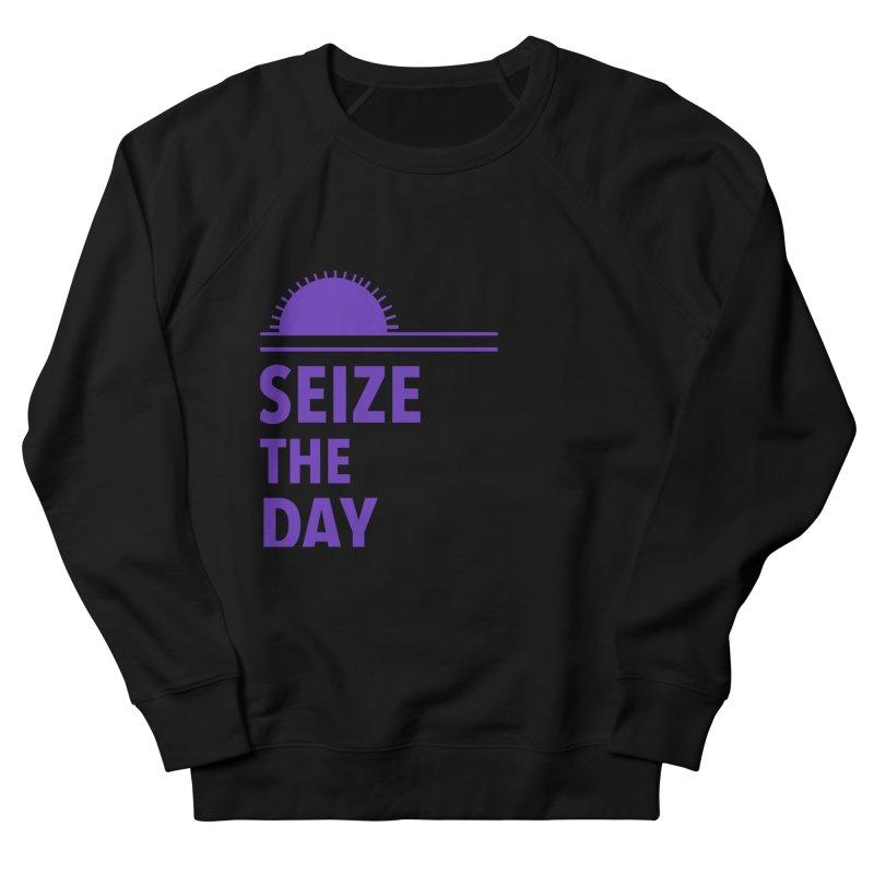 Seize The Sun Men's Sweatshirt by Epileptic Explorer