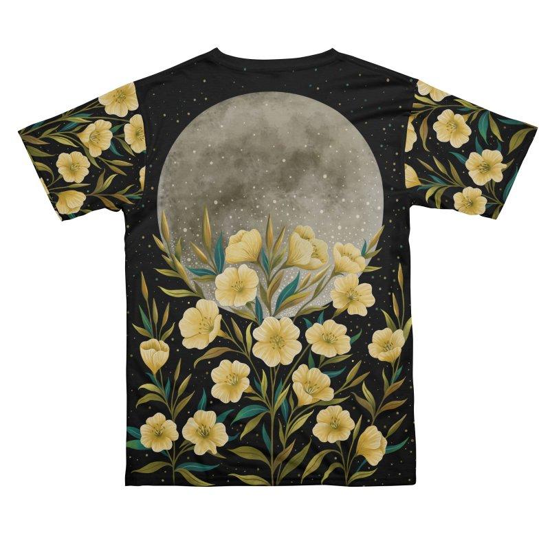 Greeting the Moon - Evening Primrose Men's Cut & Sew by episodic's Artist Shop