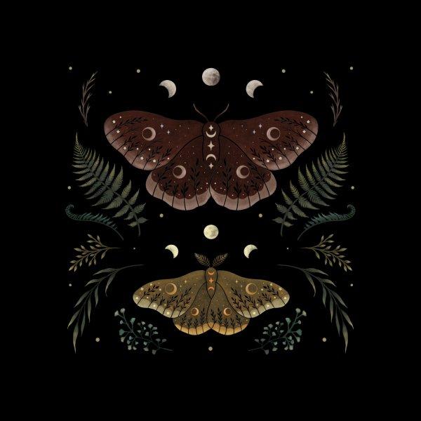 Design for Saturnia Pavonia