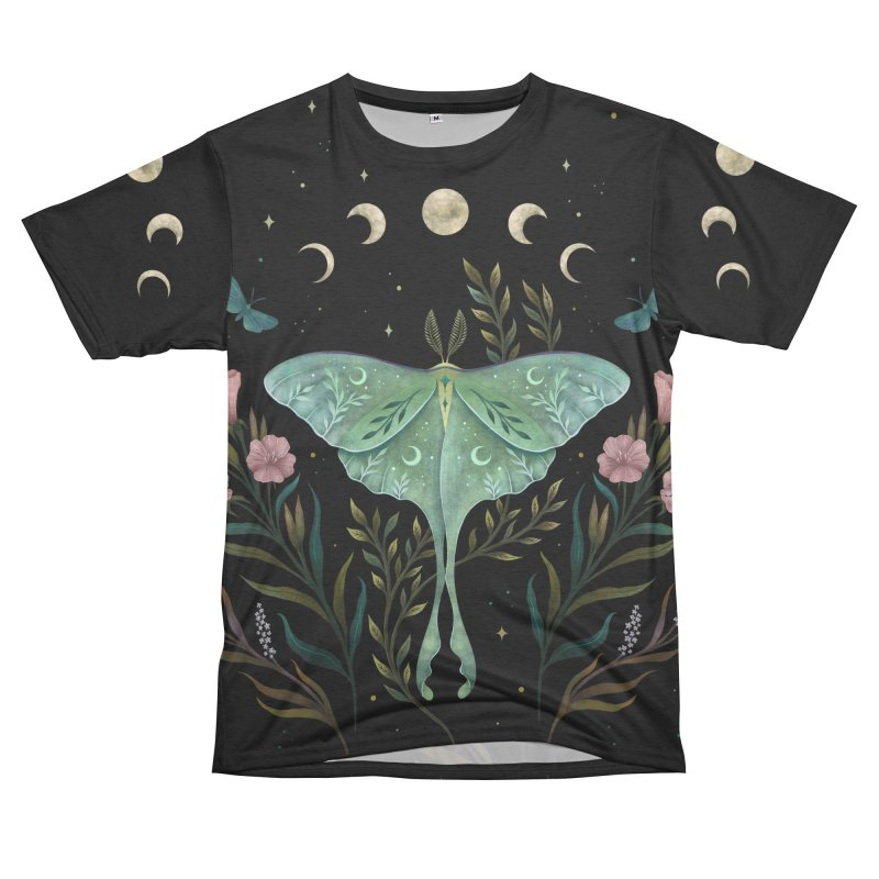 Luna and Forester Men's Cut & Sew by episodic's Artist Shop