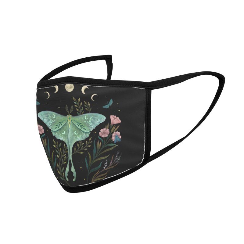Luna and Forester Accessories Face Mask by episodic's Artist Shop