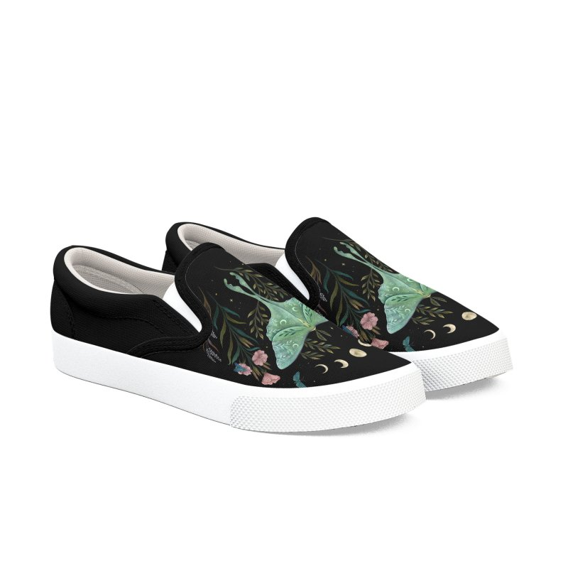 Luna and Forester Men's Shoes by episodic's Artist Shop