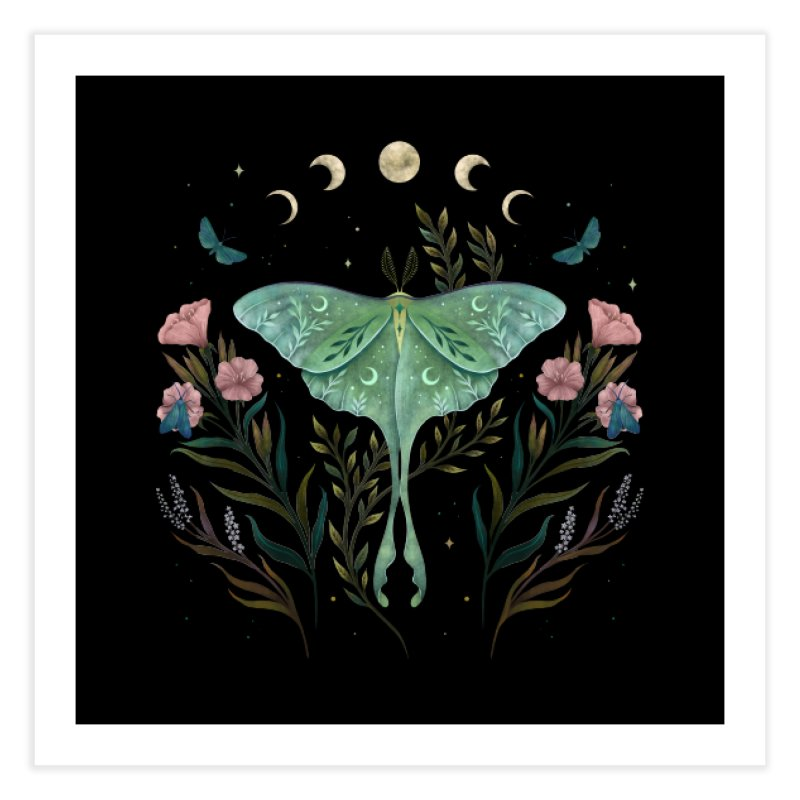 Luna and Forester Home Fine Art Print by episodic's Artist Shop