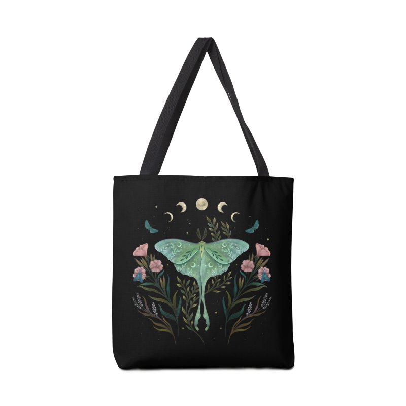Luna and Forester Accessories Bag by episodic's Artist Shop