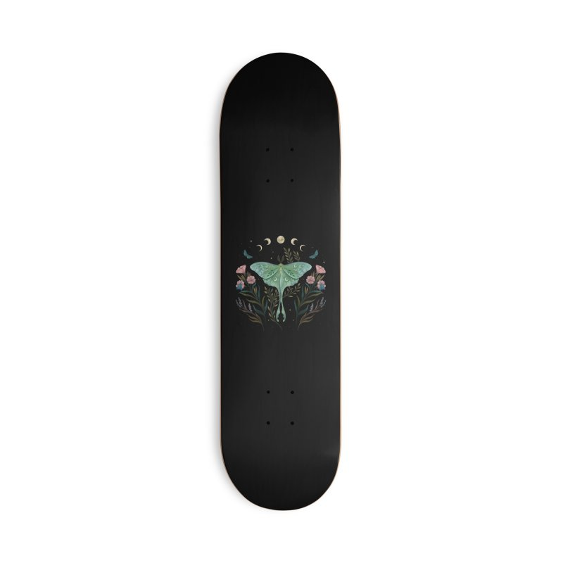 Luna and Forester Accessories Skateboard by episodic's Artist Shop