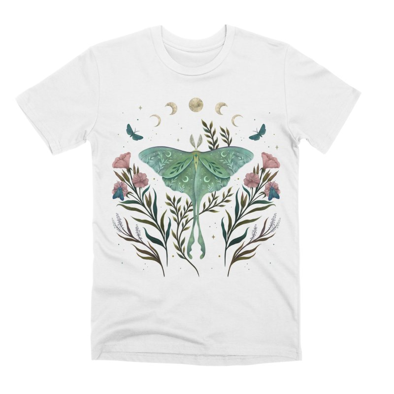 Luna and Forester Men's T-Shirt by episodic's Artist Shop