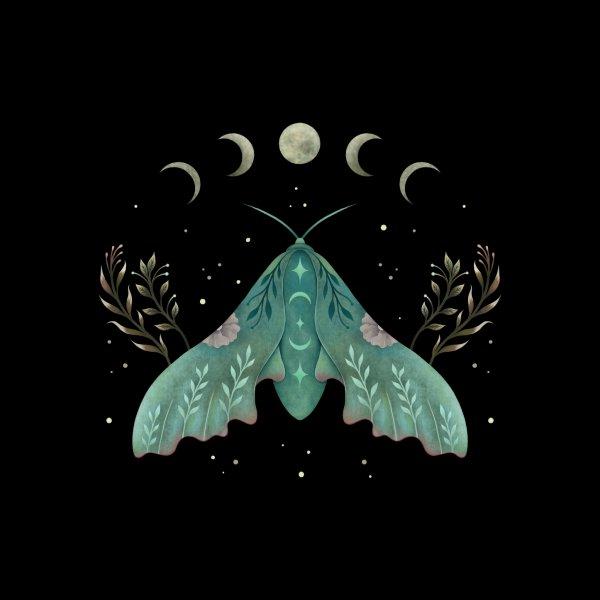 Design for Luna and Moth