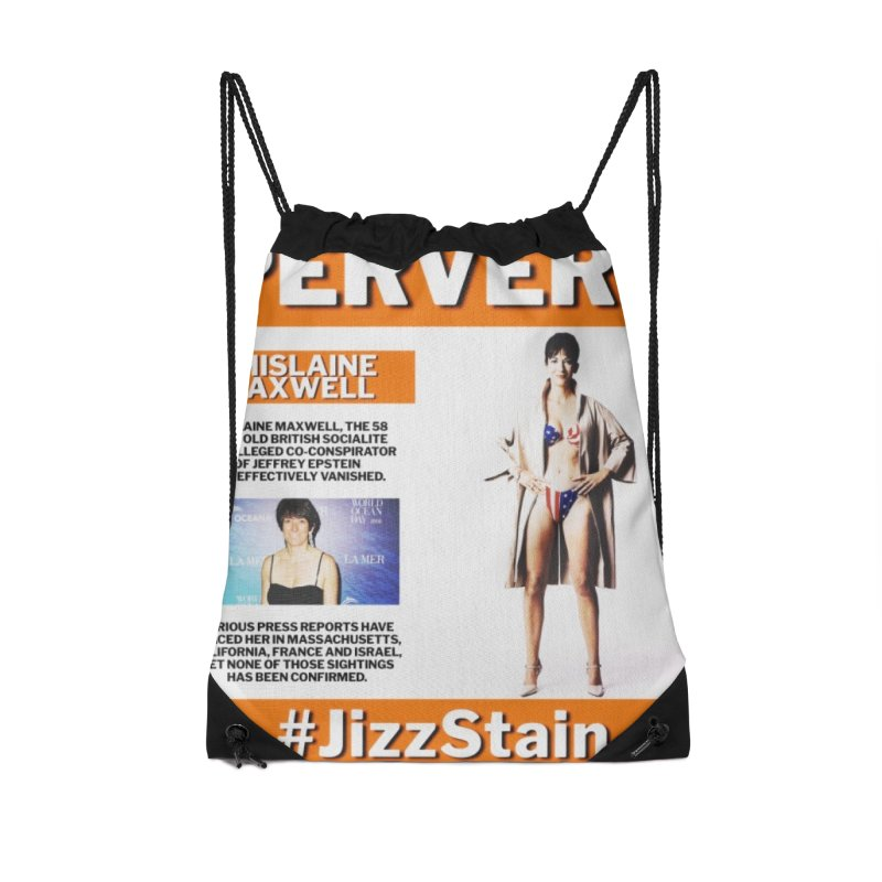 Where is Ghislaine Maxwell, Epstein - free shipping code FREESHIP320ff57e5 Accessories Bag by The Jeffrey Epstein Shop