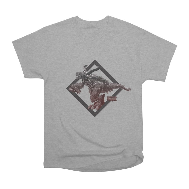 Kaiju Women's Classic Unisex T-Shirt by erdavid's Artist Shop