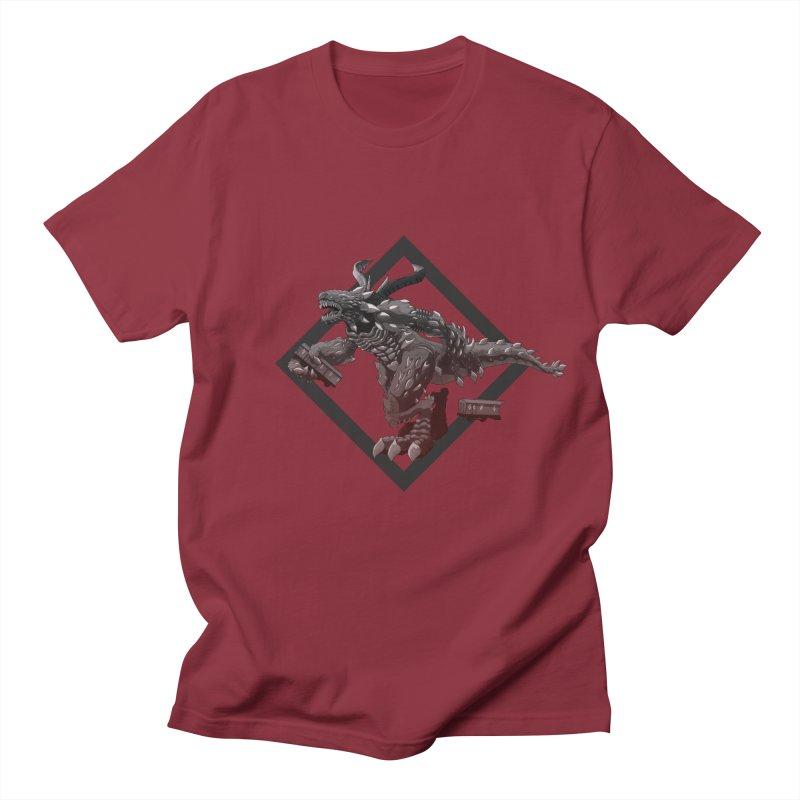 Kaiju Women's Unisex T-Shirt by erdavid's Artist Shop