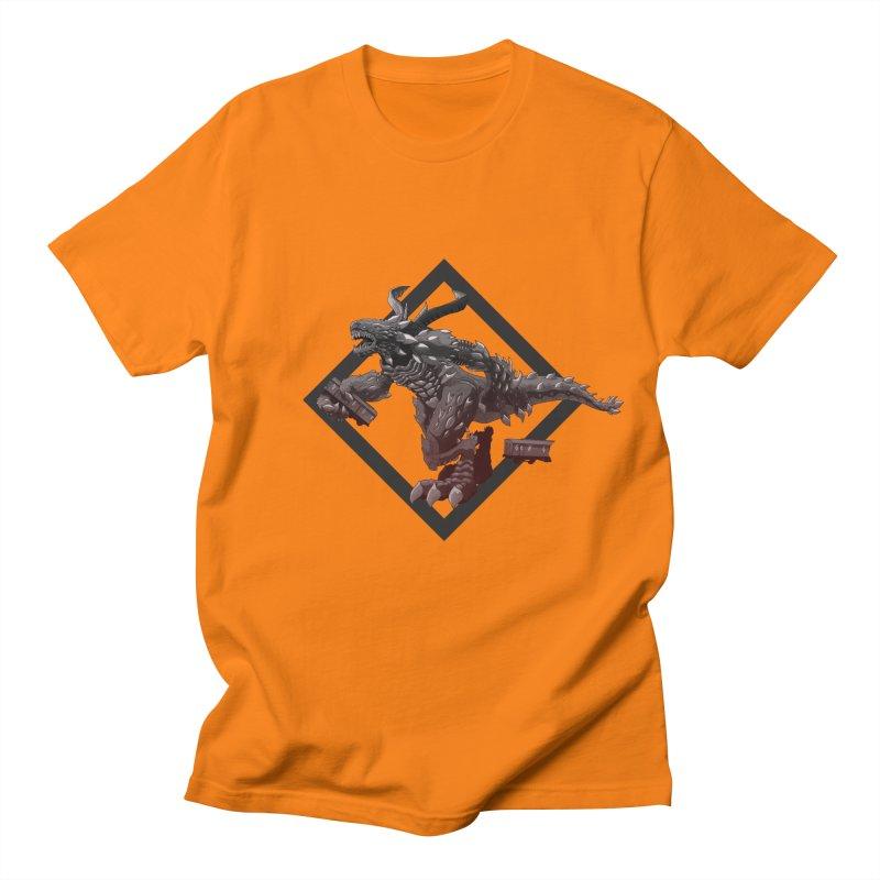 Kaiju Men's T-shirt by erdavid's Artist Shop