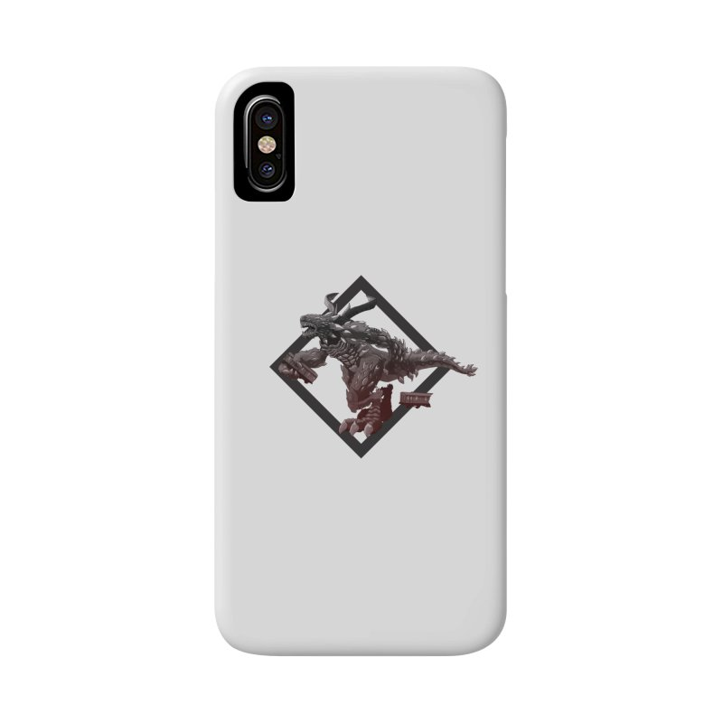 Kaiju Accessories Phone Case by erdavid's Artist Shop