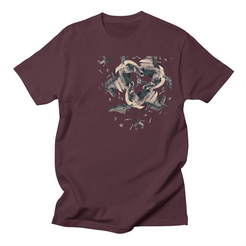 Horses Women's Unisex T-Shirt by erdavid's Artist Shop