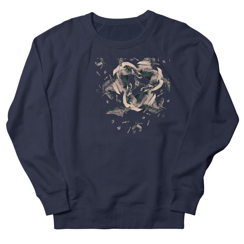 Horses Women's Sweatshirt by erdavid's Artist Shop