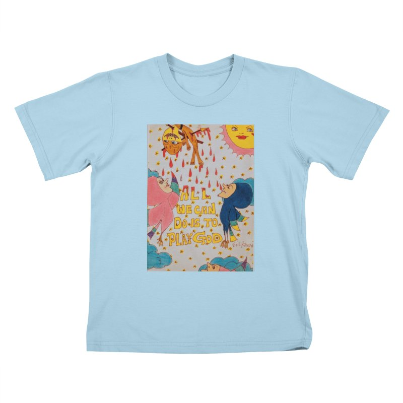 All We Can Do . . . Kids T-Shirt by ereiarthawaii's Shop