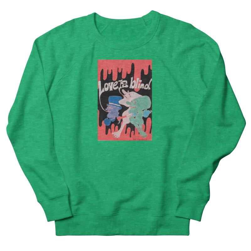 Love is Blind Women's Sweatshirt by ereiarthawaii's Shop