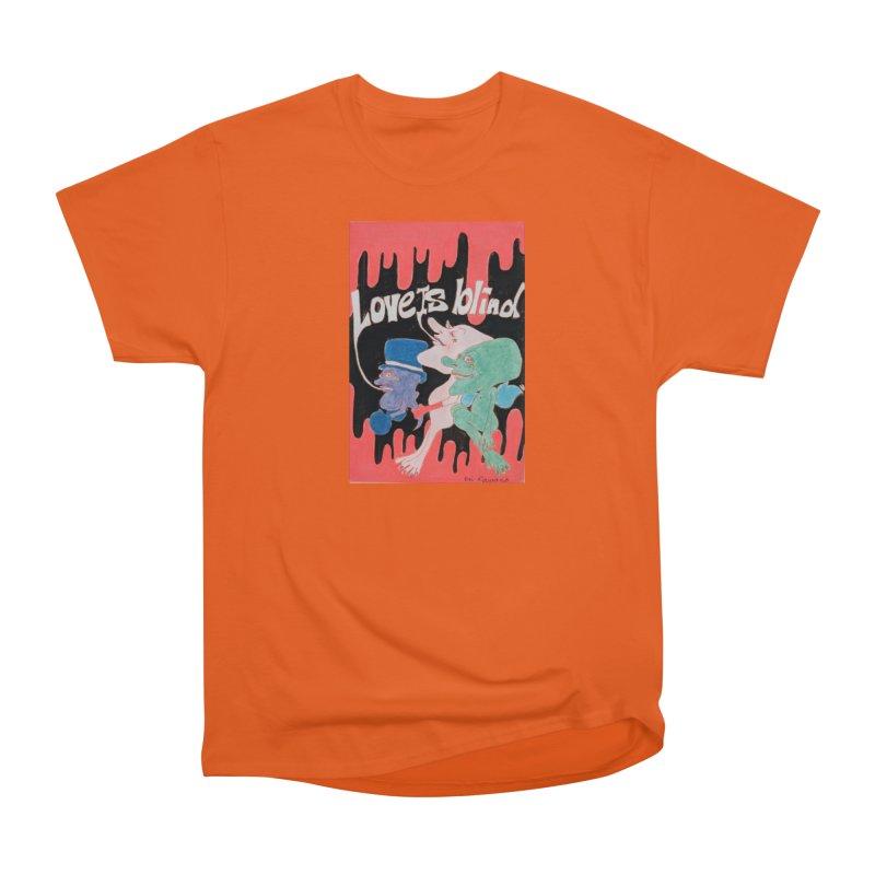 Love is Blind Men's Heavyweight T-Shirt by ereiarthawaii's Shop