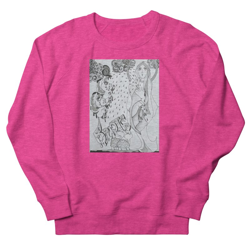 Holy Sacraments and Turtles Women's French Terry Sweatshirt by ereiarthawaii's Shop