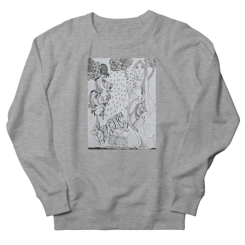 Holy Sacraments and Turtles Men's French Terry Sweatshirt by ereiarthawaii's Shop