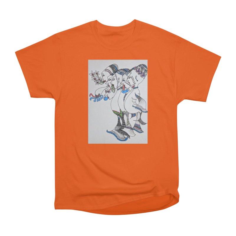 Fish. . . Bird . . . Whatever Women's Heavyweight Unisex T-Shirt by ereiarthawaii's Shop