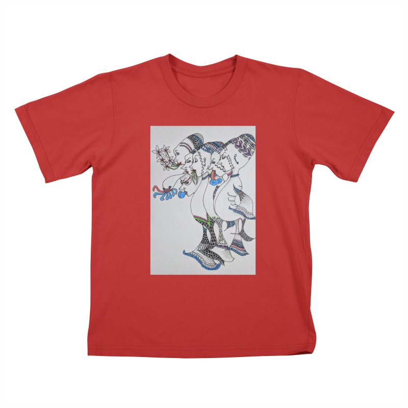 Fish. . . Bird . . . Whatever Kids T-Shirt by ereiarthawaii's Shop